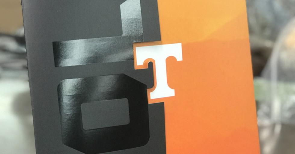 UT Football Folder-Front