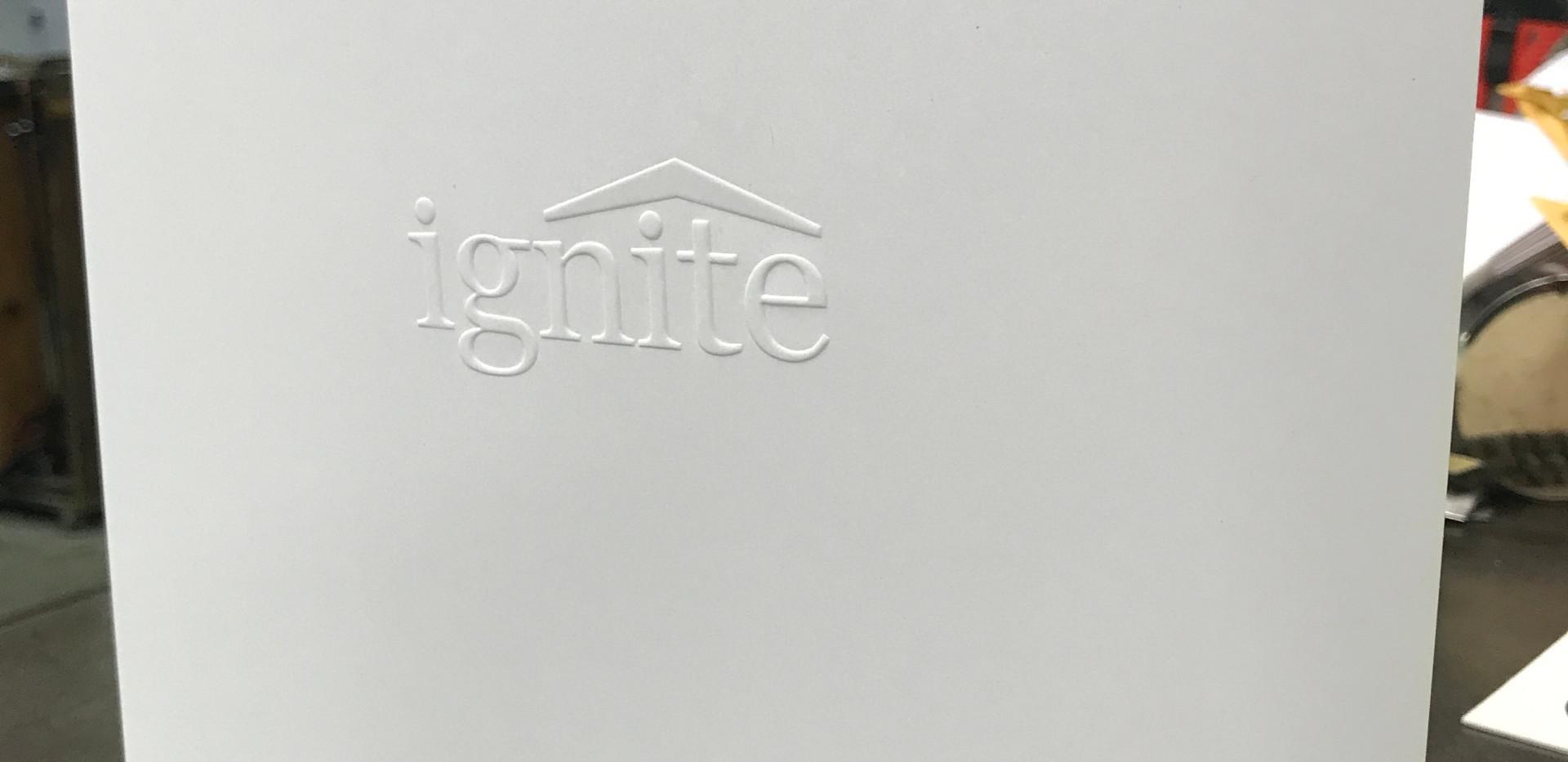 Ignite Cover
