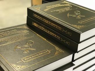 Hardback Books with Foil
