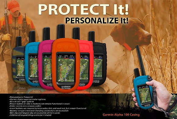 Garmin Alpha Cover