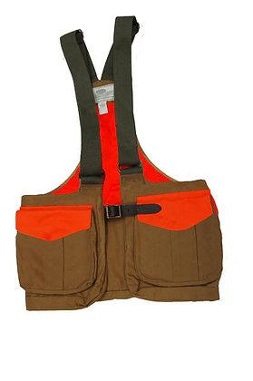 Boyt Waxed Cotton Strap Vest