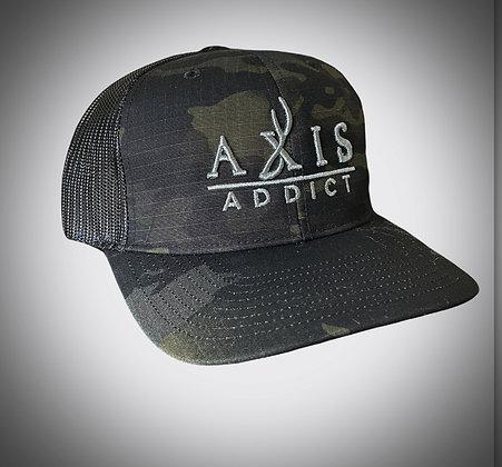 Axis Addict Richardson Multicam Trucker