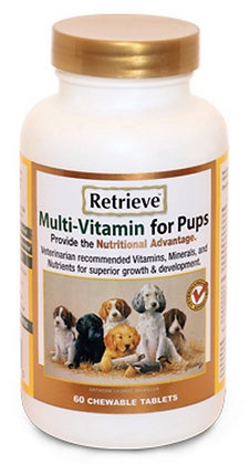 Pup Multi Vitamins