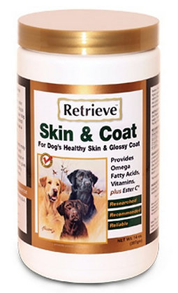 Retrieve Health Skin and Coat