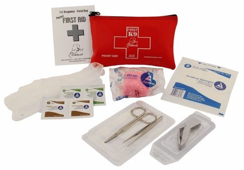 Sporting Dog Pocket First Aid Kit