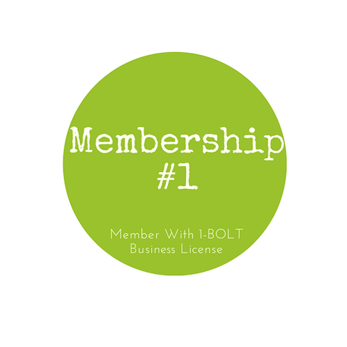 Retail/merchant member (member with 1 BOLT business license)