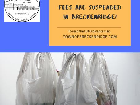 Breckenridge Town Ordinance: Disposable Bags