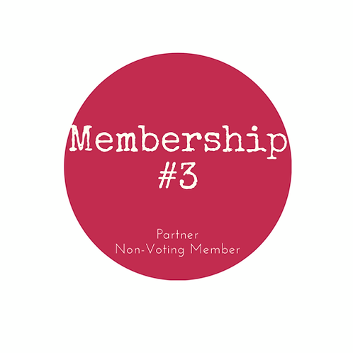 Partner – Non-Voting member
