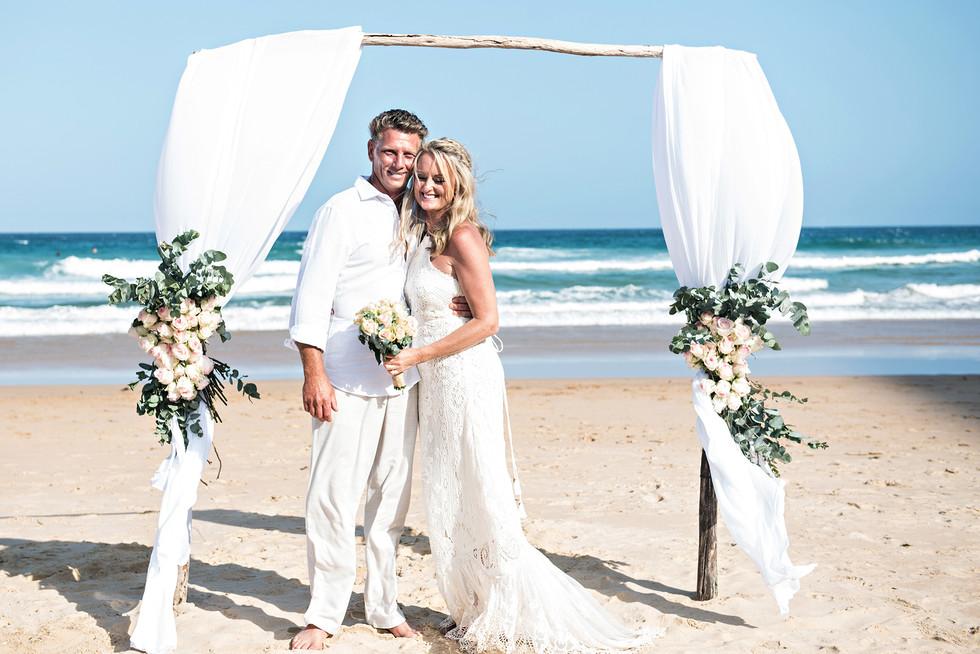 Shellie & Tony NYE Wedding