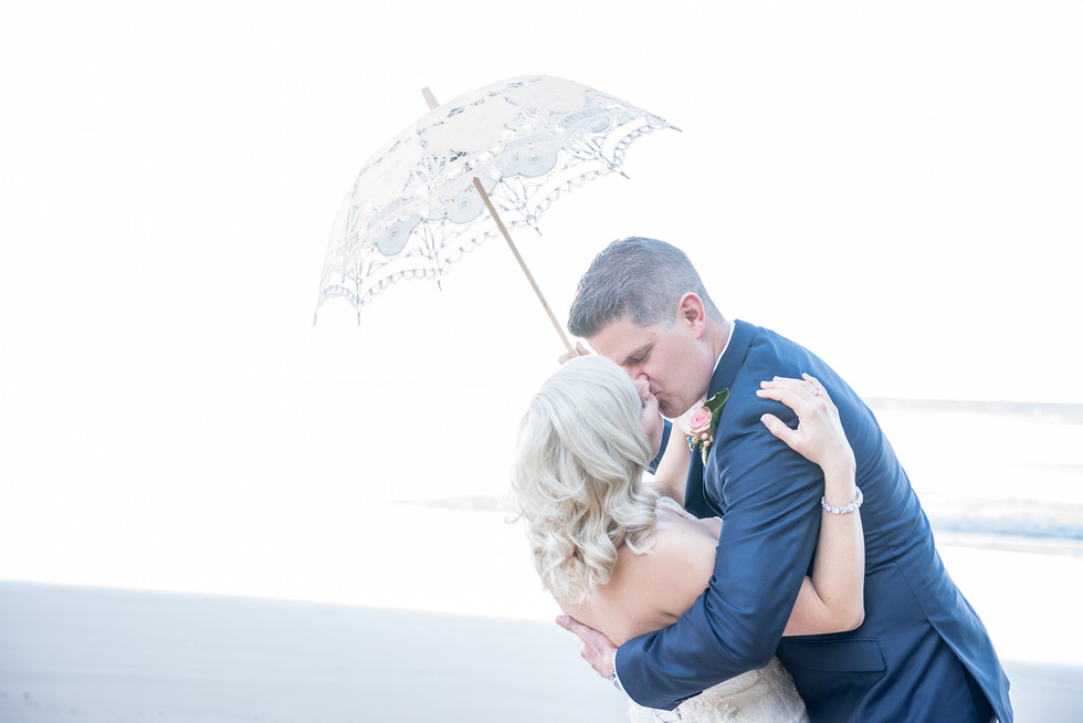 Marija & Trent's Clifftop Vows