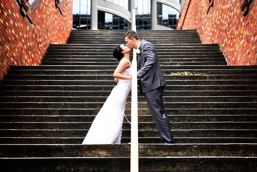 Kristy & Wien Wedding