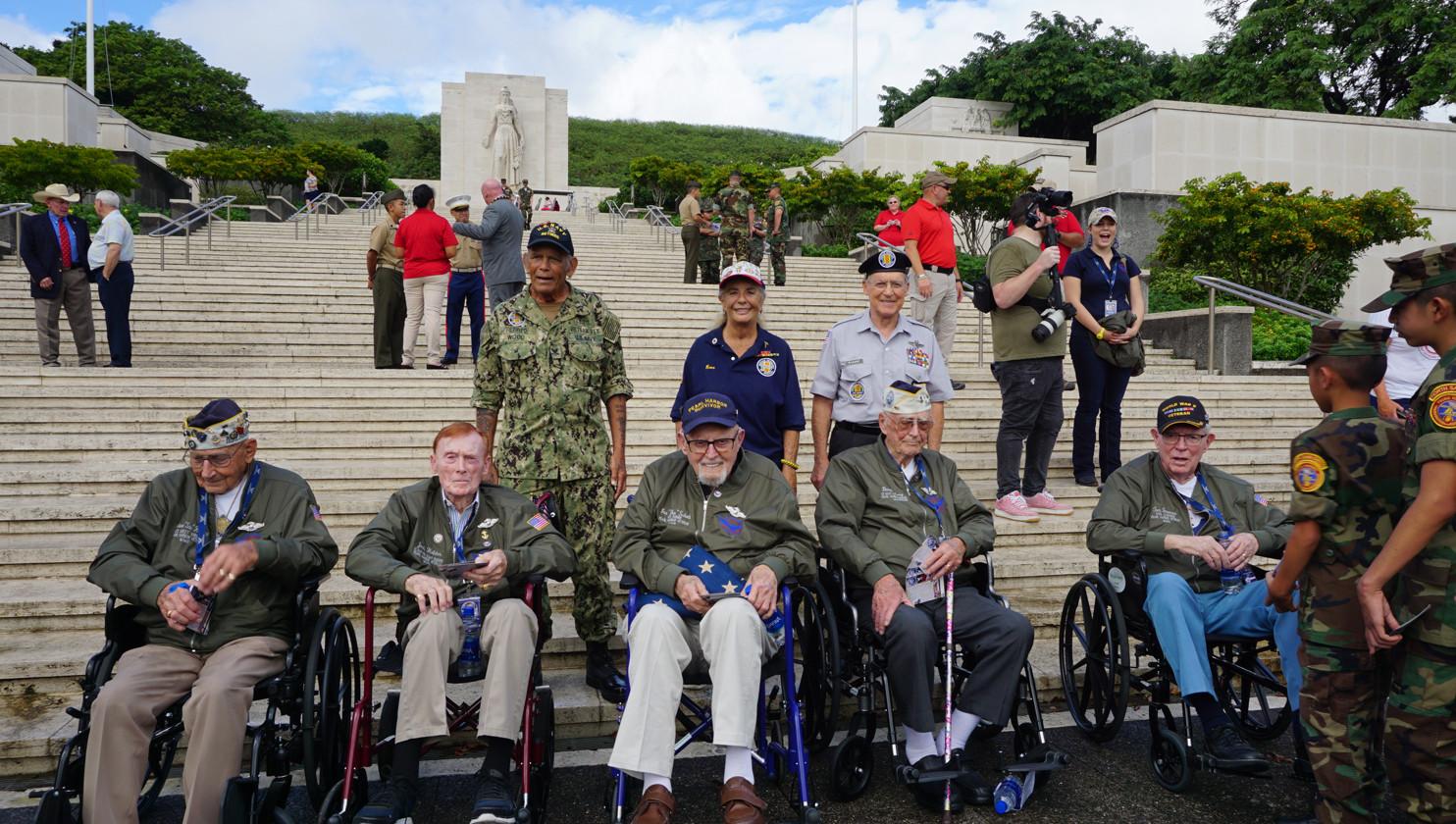 Pearl Harbor Ceremony
