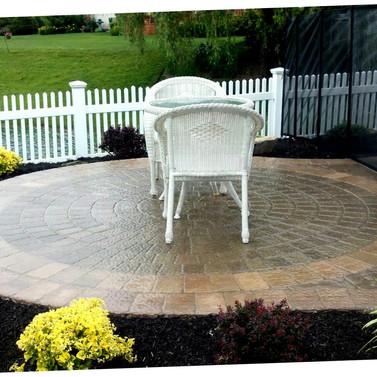 Cambridge pavers Circle kit, Holtsville NY
