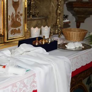 Taufe Burgenland