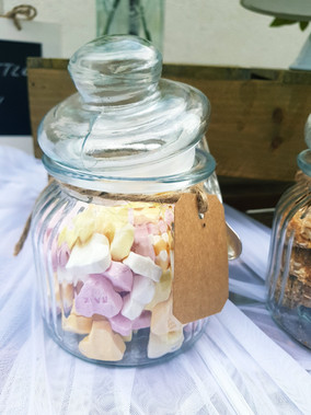 Candybar Glas Gummibär