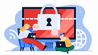 Simbol Keamanan Data