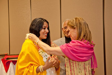 Awarded by California Institute of Vedic