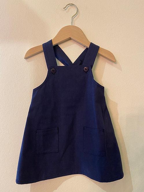 Pigeon Kleid Apron dress