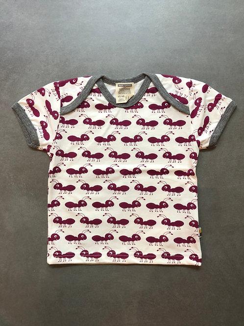 loud+proud Shirt kurzarm