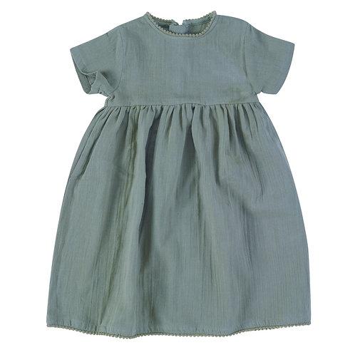 Kleid aus Musselin