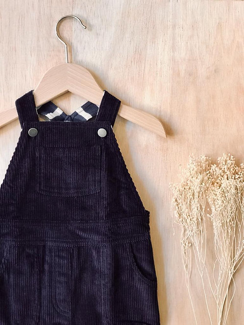 Pigeon Lined Dungarees