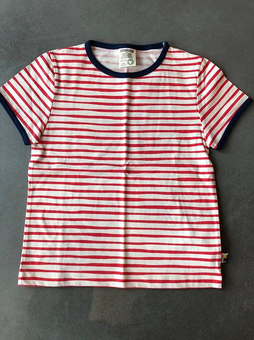 T-Shirt Druck Streifen