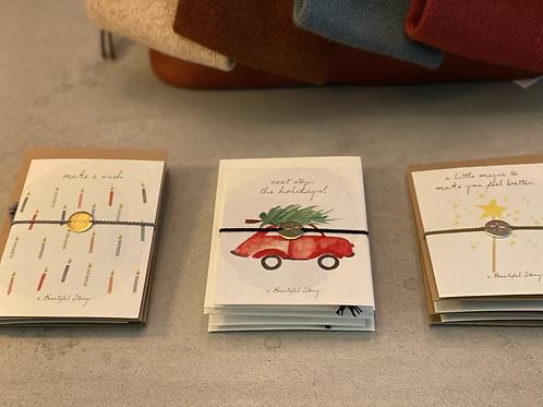 A beautiful Story Schmuck Postkarte