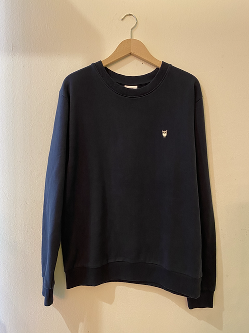 Knowledge Cotton Sweater Eule