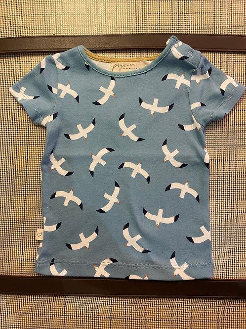 Pigeon Short sleeve T-Shirt