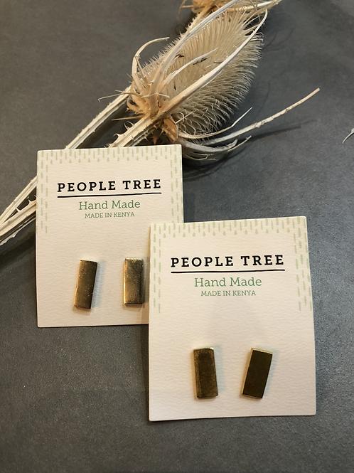 People Tree Ohrring Short Bar