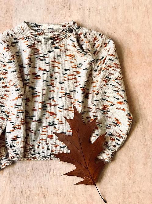 Serendipity Pullover Alpaca Confetti Sweater