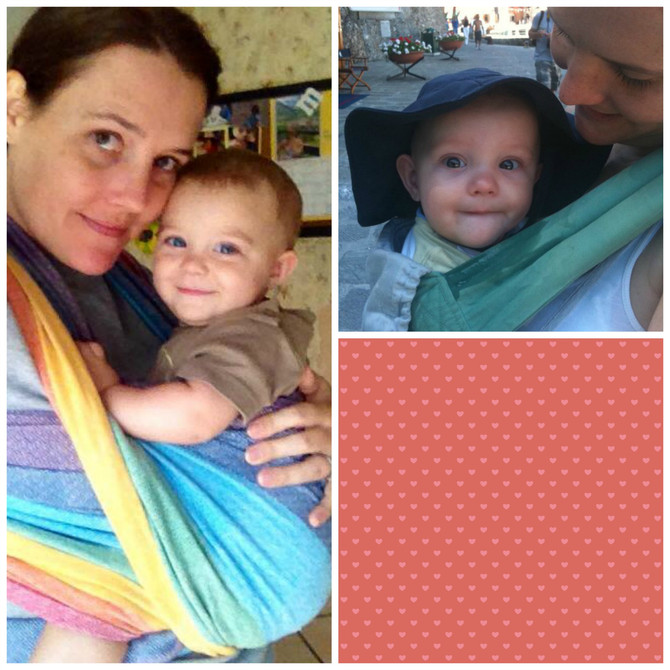 Practical Tips for Breastfeeding while Babywearing- A Guest Post with Ashley Barrett
