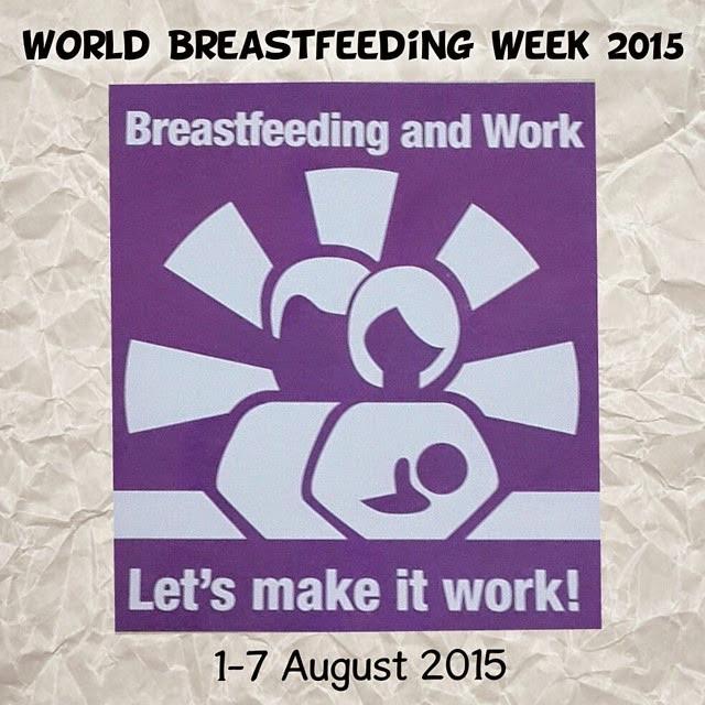 World Breastfeeding Week and You