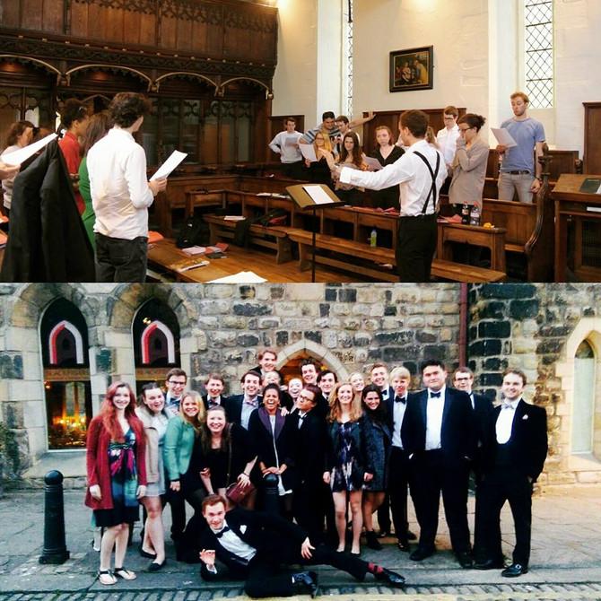 Chamber Choir Fine Dining