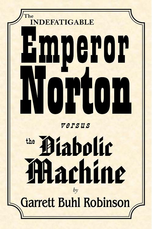 Ballad of Emperor Norton - signed copy
