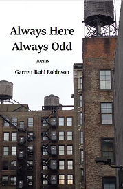Always Here Always Odd, cover, Garrett B