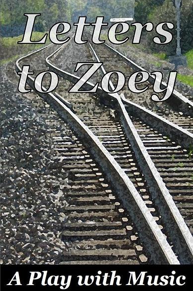 Letters to Zoey, Garrett Buhl Robinson