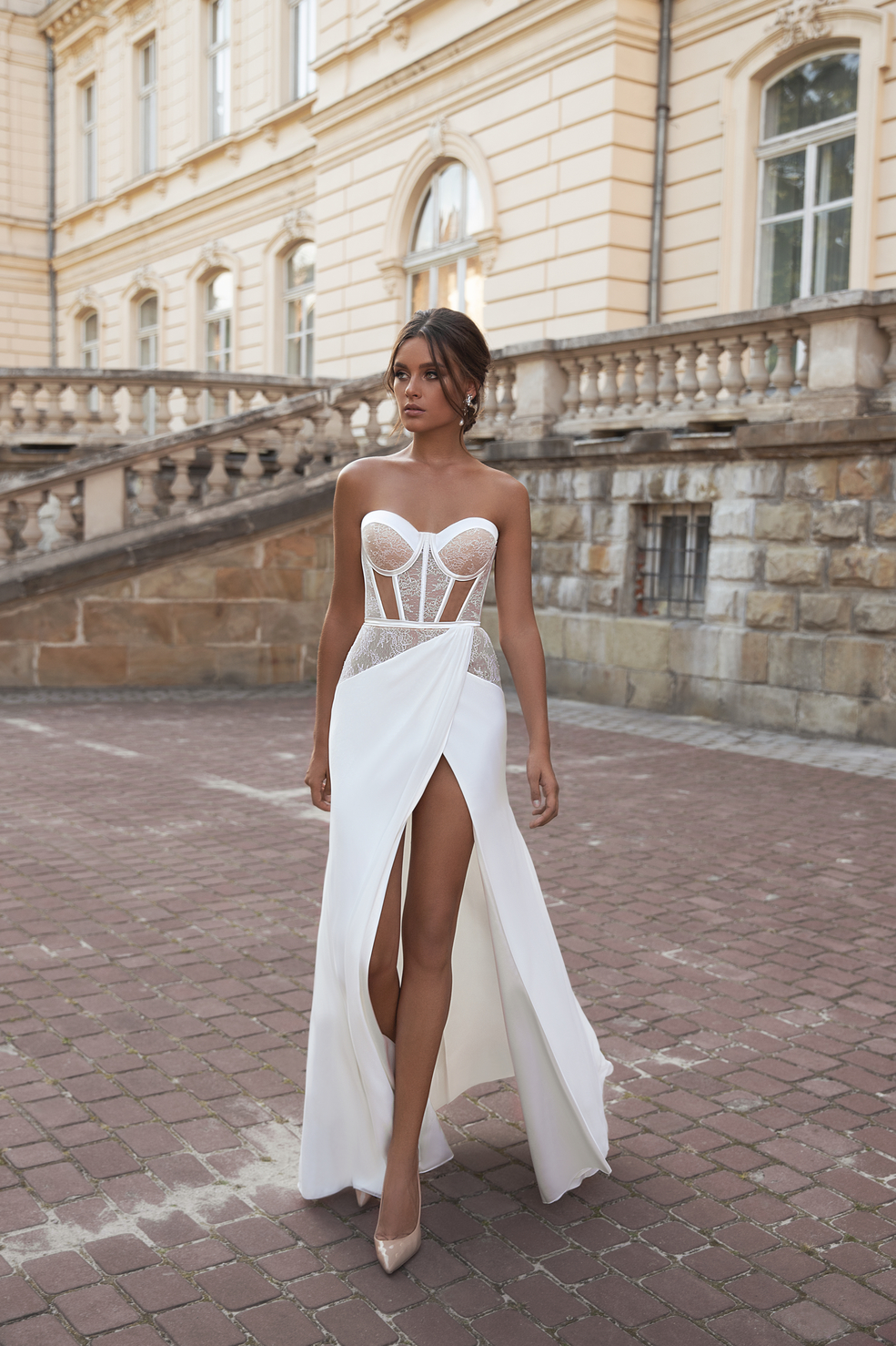 VALERI GROSS CALLA GOWN