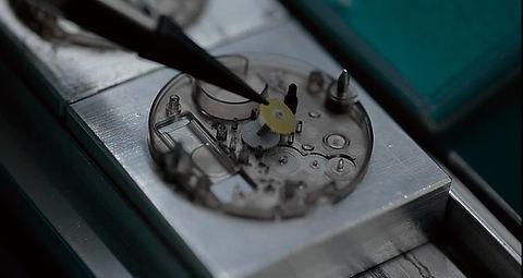 リズム時計ムーブ