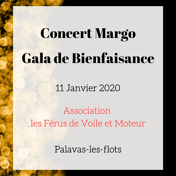 Concert Margo - Gala