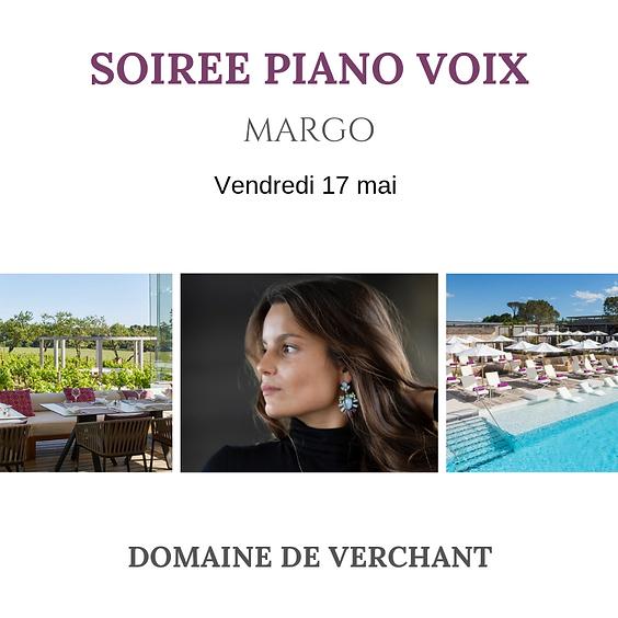 Sunset piano & voix