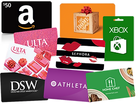 Discount gift cards that give back to a good cause