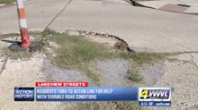 Fixing Potholes?