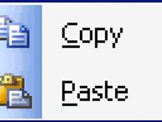 Copy and Paste in Art