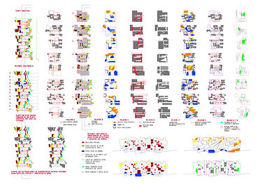 PLB tensor housing