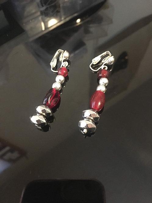 Earrings (clip-on)