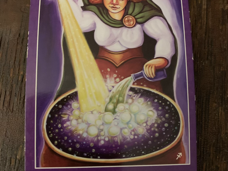 Card of the Day, Whatcha Gotta Say?! April 8, 2021