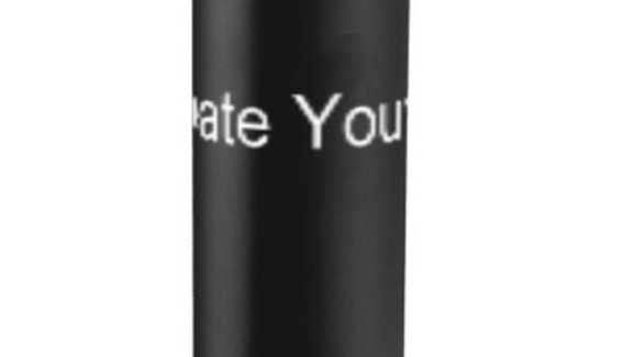 """Recreate Yourself"" Water Bottles"