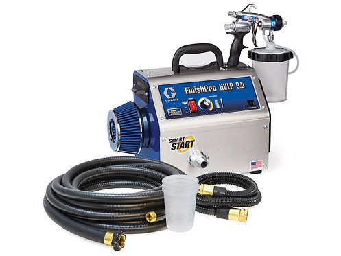 Graco Turboforce II HVLP ProContractor 9.5 110v
