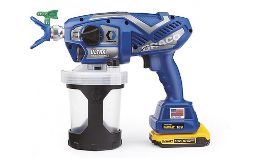Graco Ultra Airless Handheld Cordless